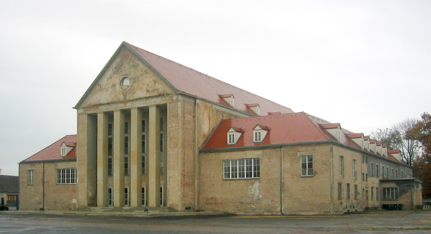 Festspielhaus Hellerau (2003)