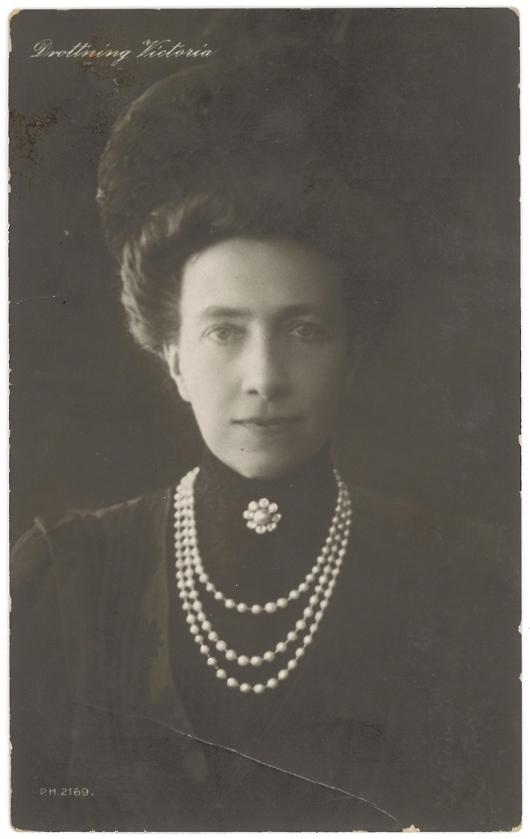 victoria drottning