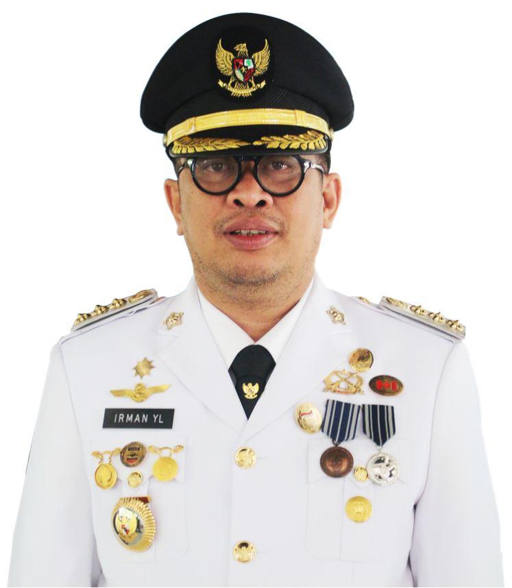 East Luwu Regent, Irman Yasin Limpo.jpg