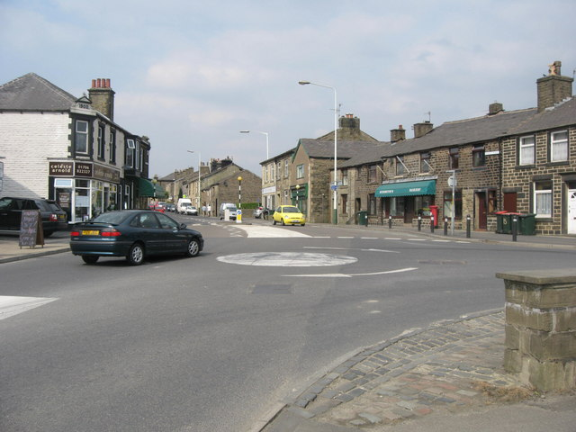 Edenfield Village Centre - geograph.org.uk - 399389