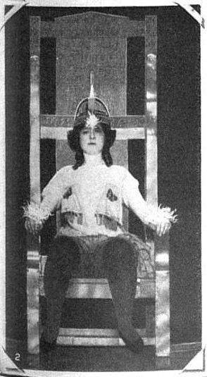 File Electrice Sideshow Act 1914 Electric Chair Jpg Wikimedia Commons