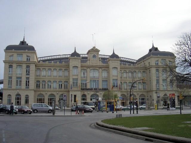 Estacio Lleida-Pirineus