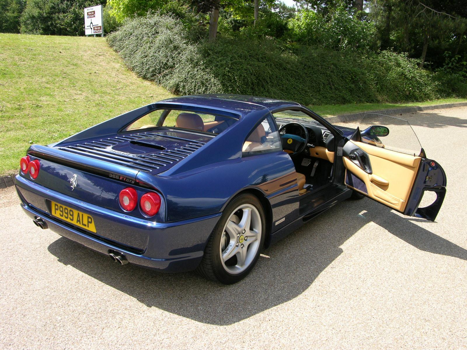 File Ferrari 355 Gts Targa F1 Flickr The Car Spy 13