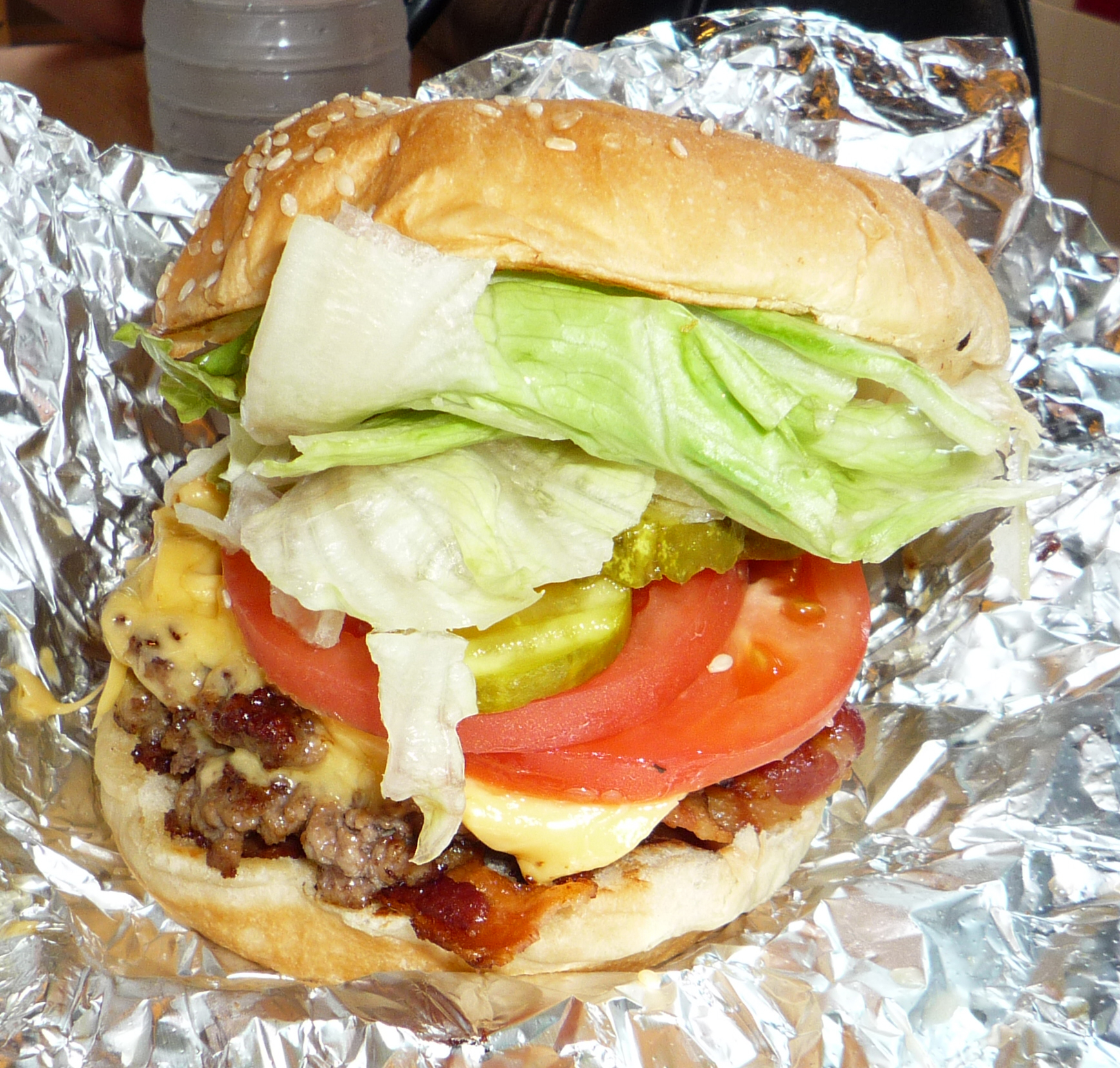 Five Guys Burgers Orange City Fl