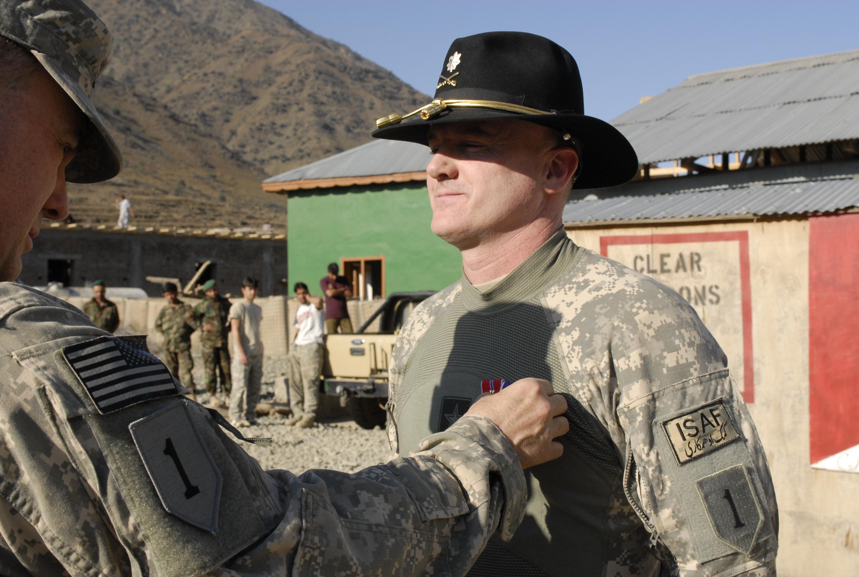 Us army members