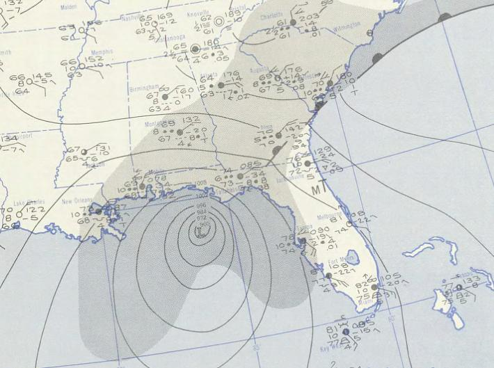 hurricane florence  1953