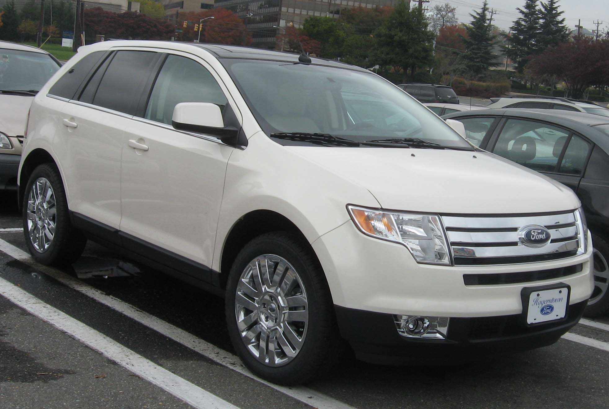 File Ford Edge Limited Jpg Wikimedia Commons