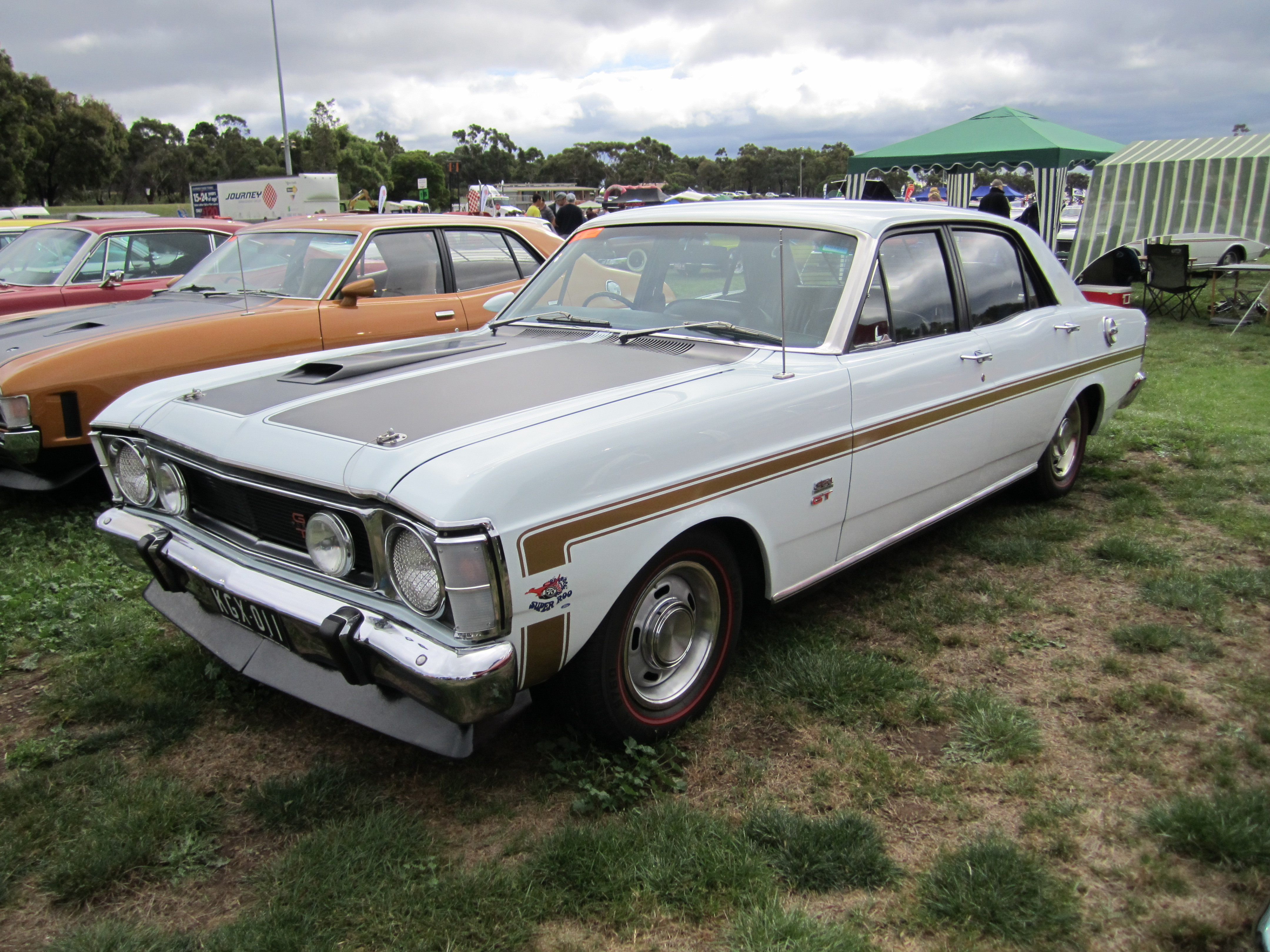 Ford Falcon Xw