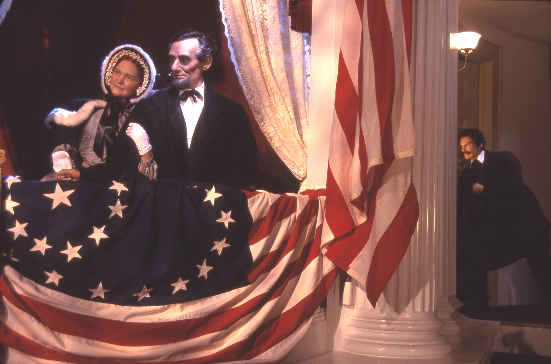 File Fords Theater Scene In The Abraham Lincoln Museum Jpg