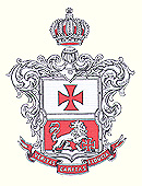 Coat of arms of the Norwegian Order of Freemas...