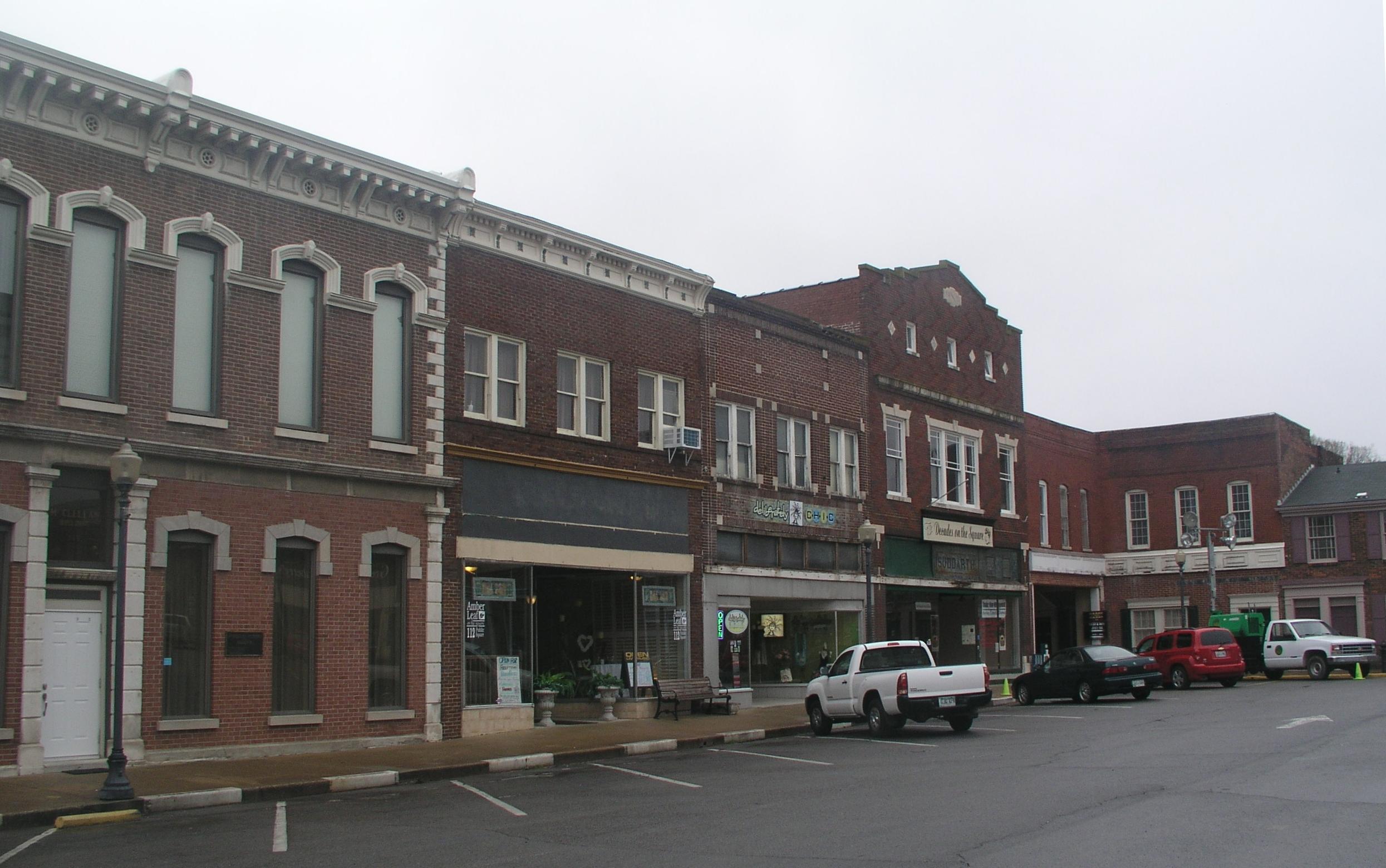Gallatin Squaregallatin town