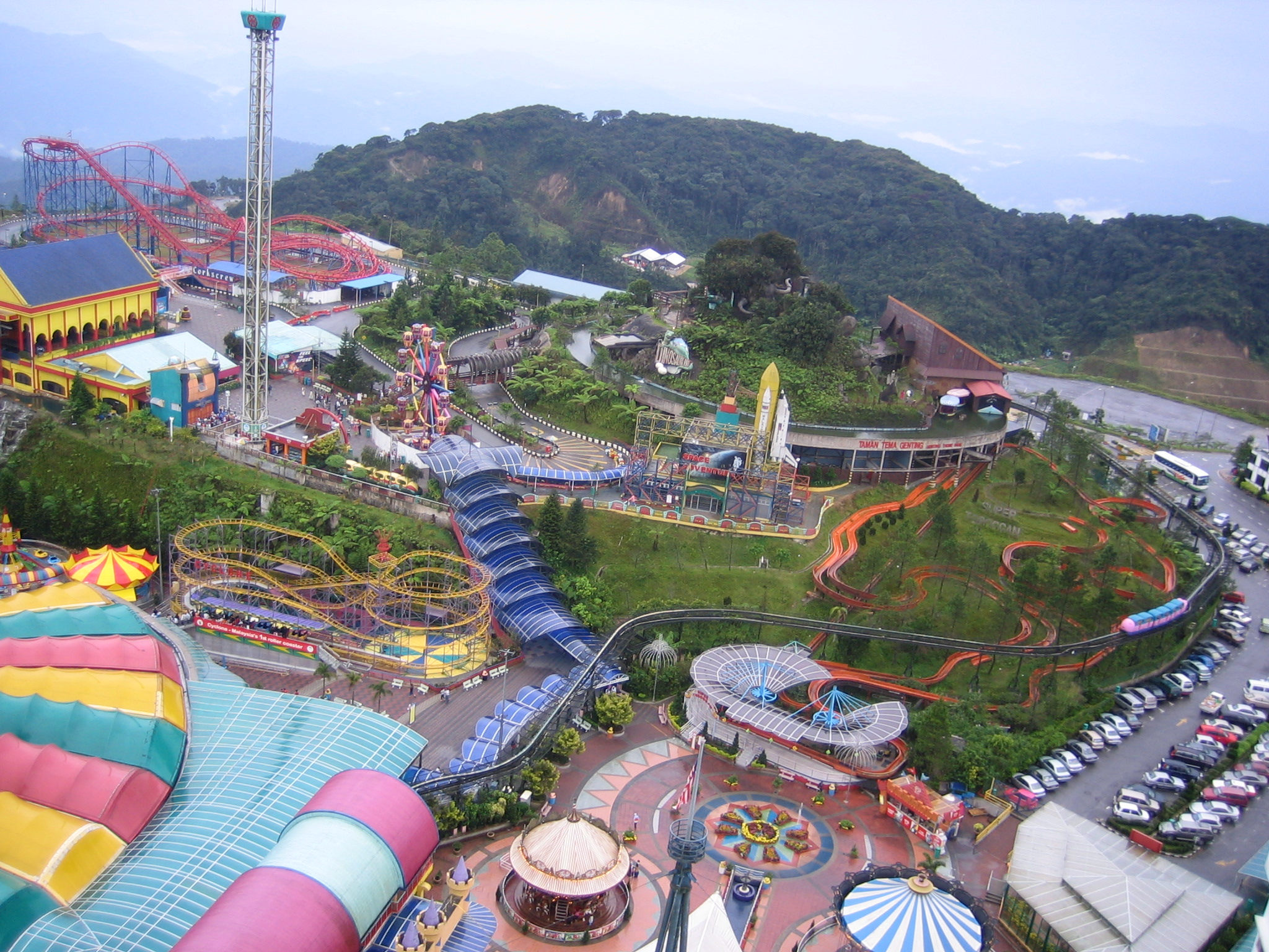 genting highlands look park