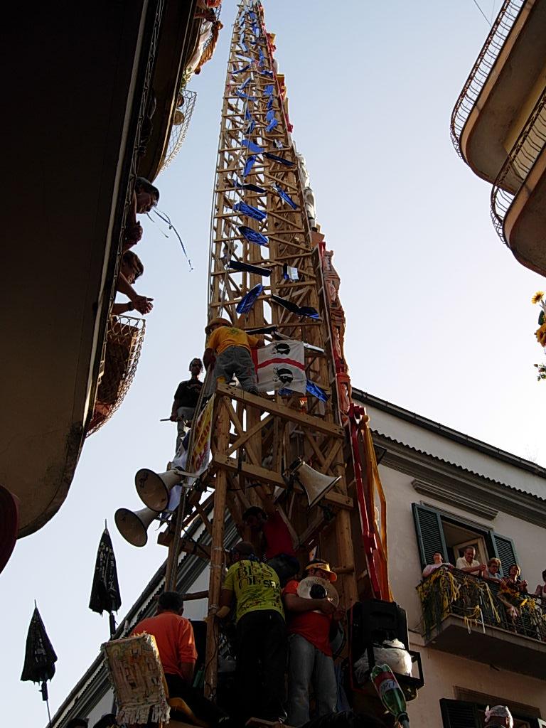 Festa dei Gigli di Barra 2007