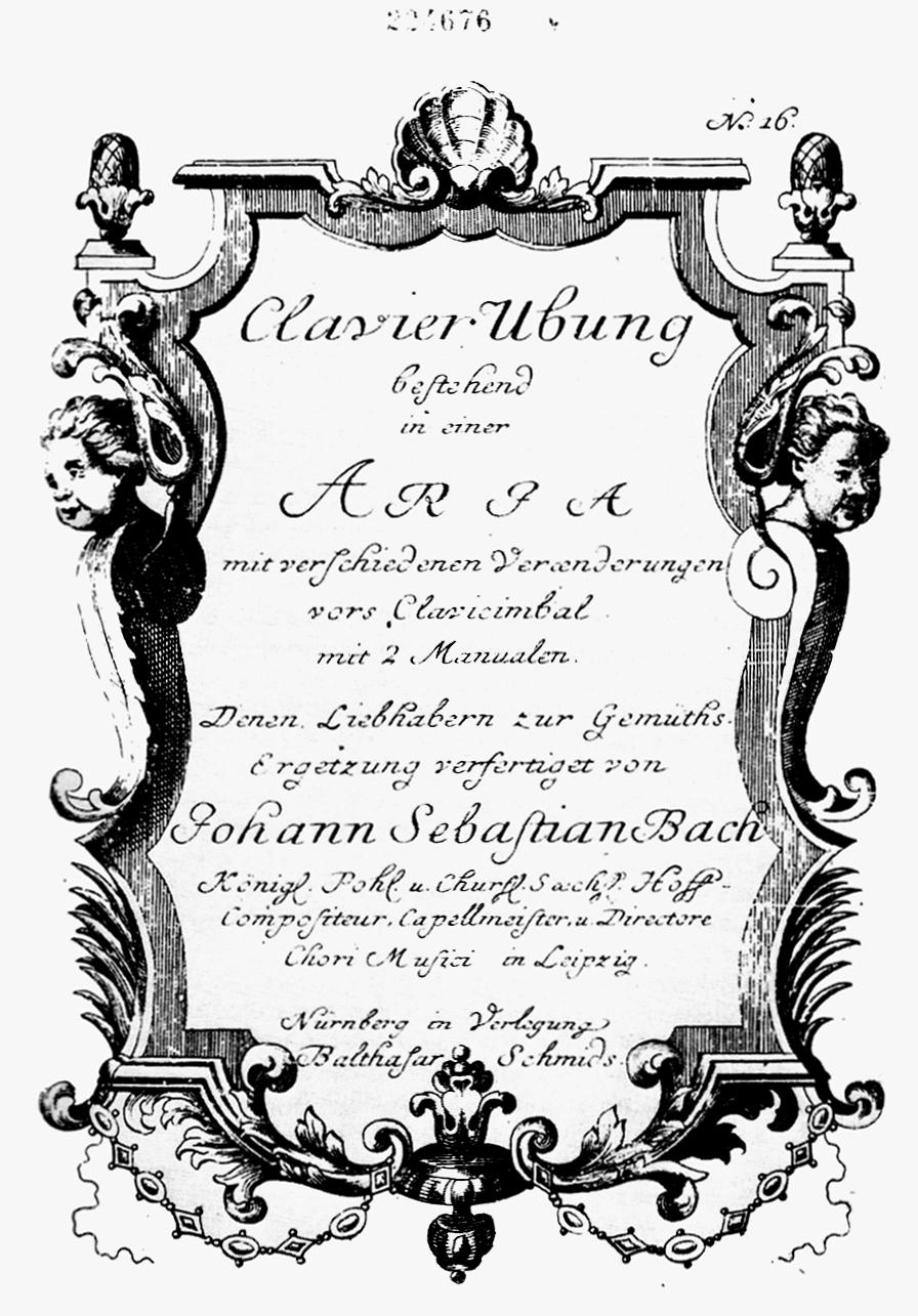 Goldberg Variations - Wikipedia