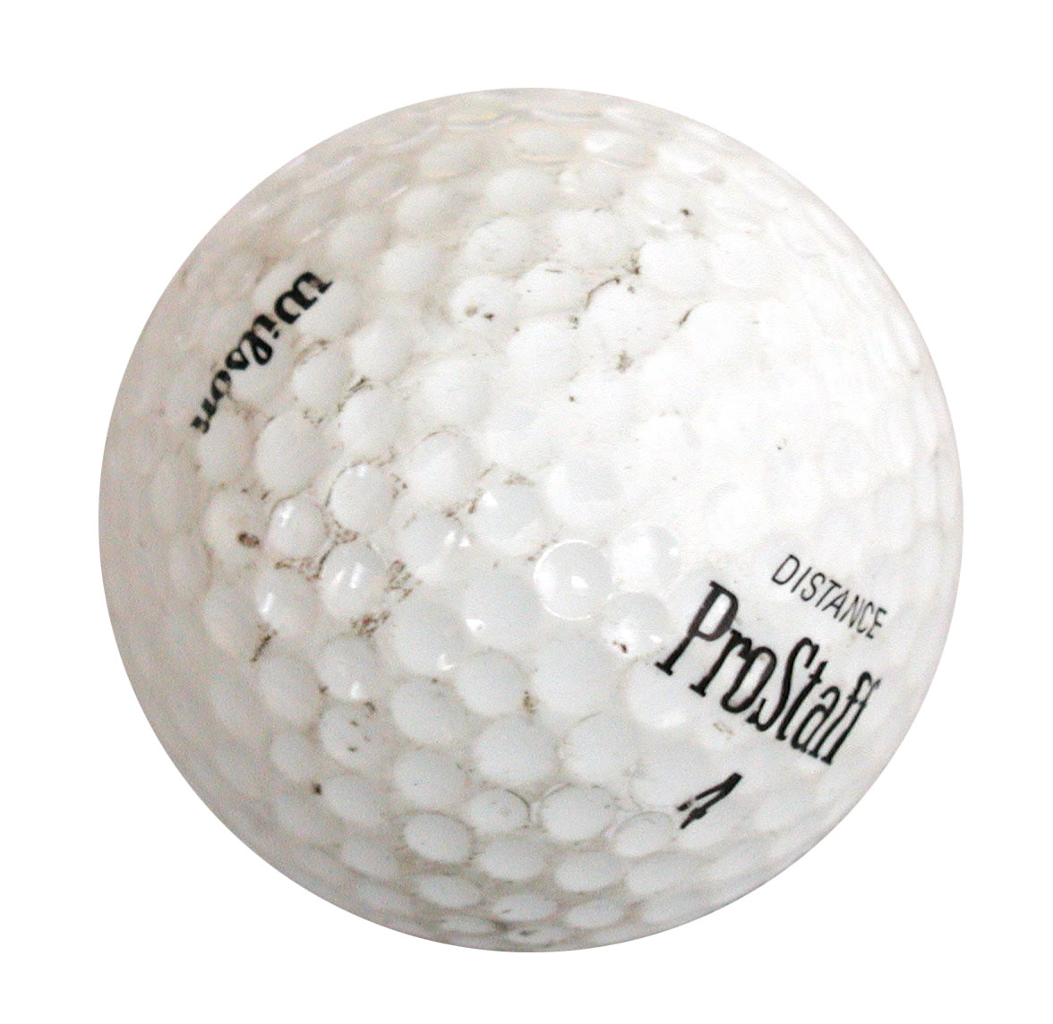 an introduction to the history of the first golf balls The most substantive and influential development in golf equipment in this century, after the invention of the three-piece golf ball, was the introduction of the steel shaft macgregor was the first to use it in its equipment, and was thereby an integral part of the revolution it caused in equipment and how the game was played.