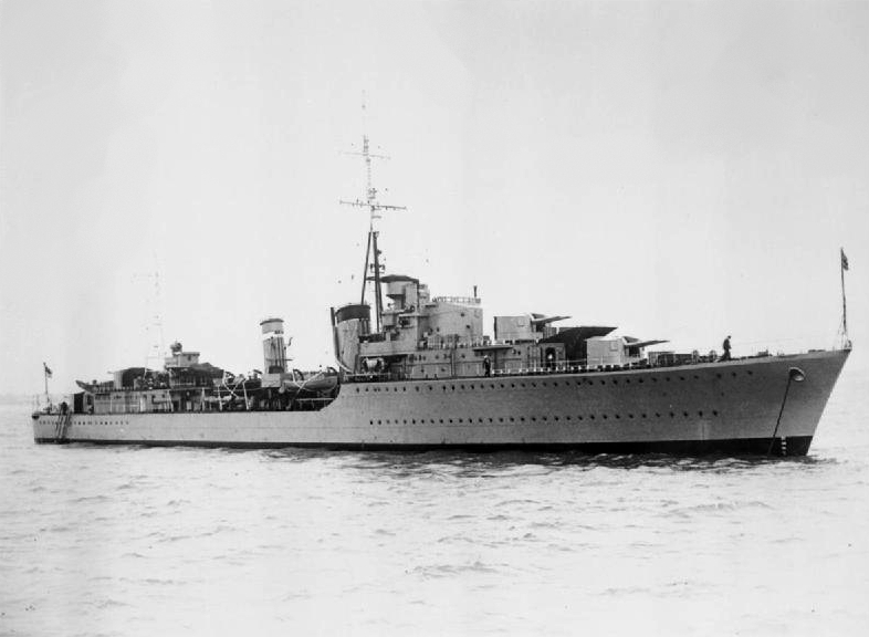 HMS Somali