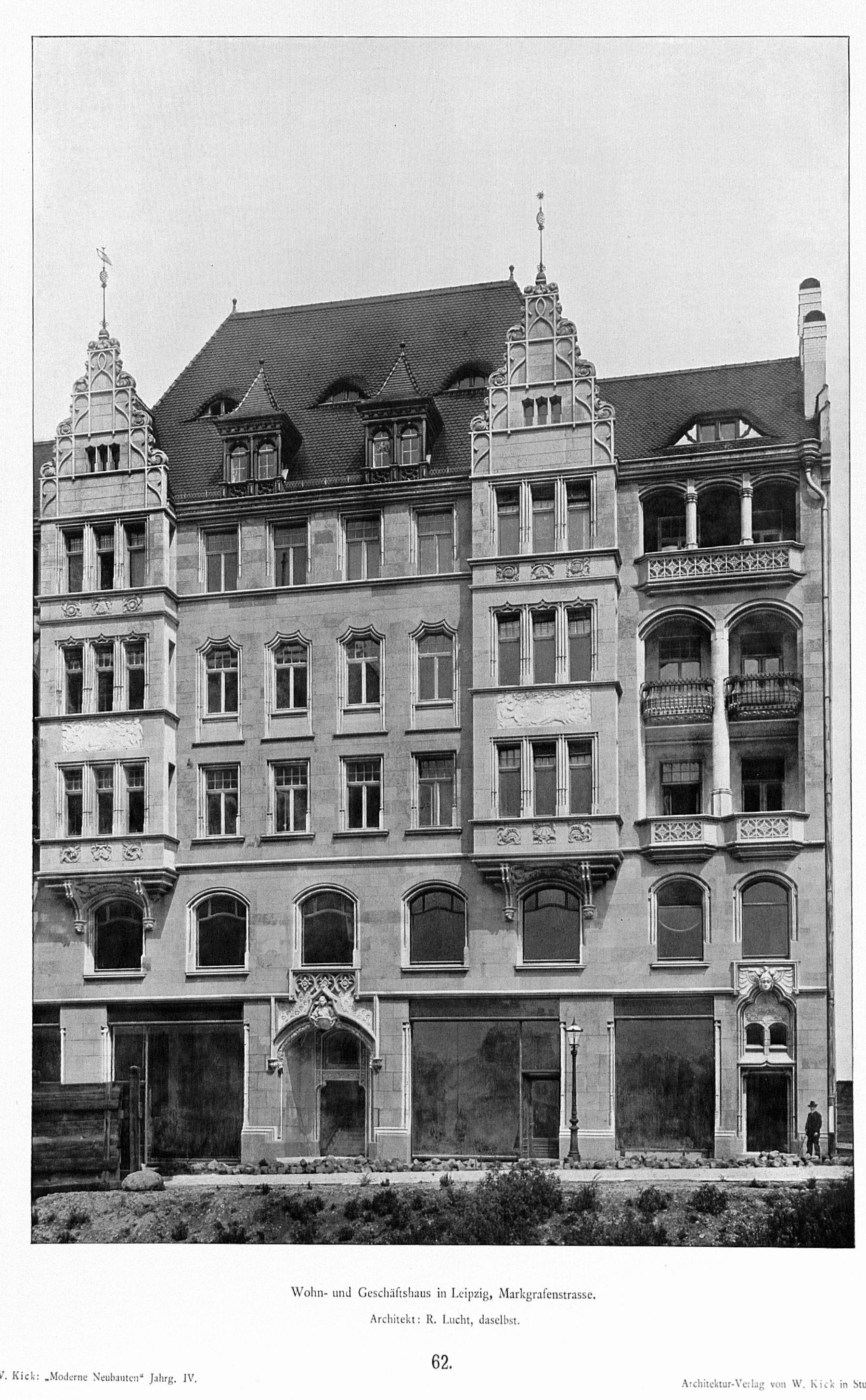 datei haus in leipzig markgrafenstrasse architekt r