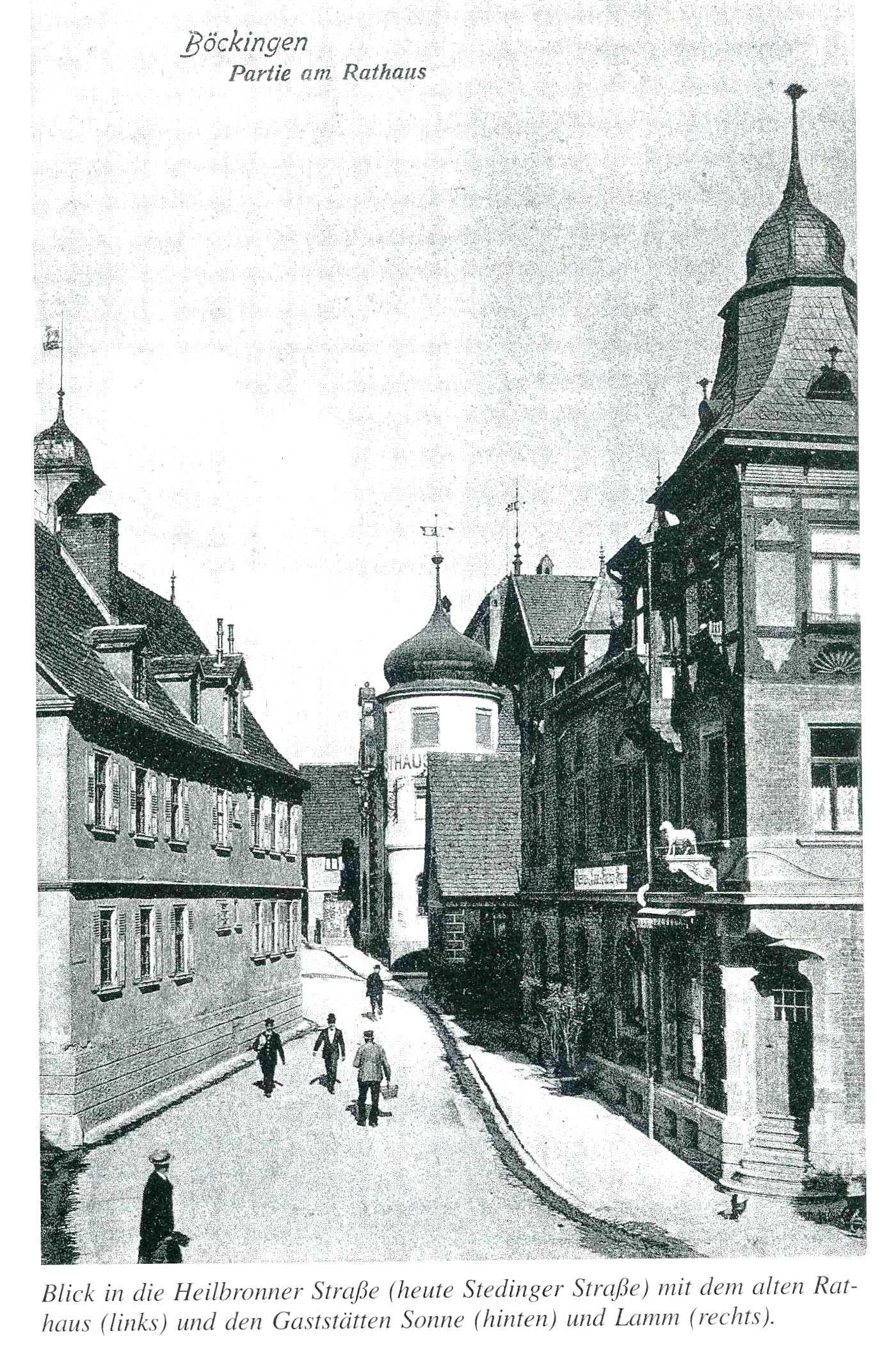 Architekt Heilbronn file heilbronn böckingen heilbronner straße heute stedinger straße