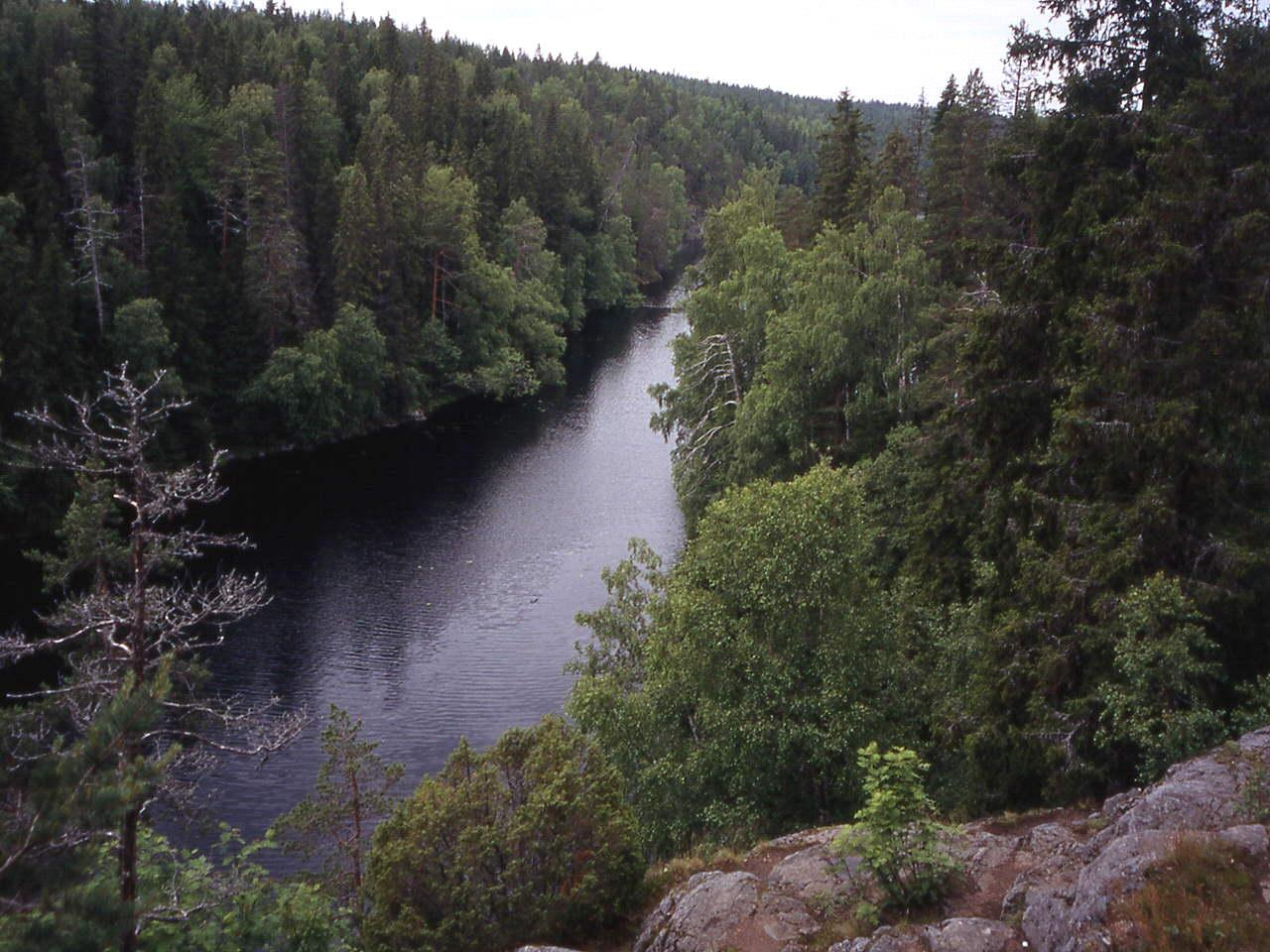 Parco nazionale di Helvetinjärvi