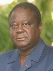 Henri Konan Bédié President of Ivory Coast from 1993 to 1999