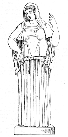 Greek Goddess Hestia