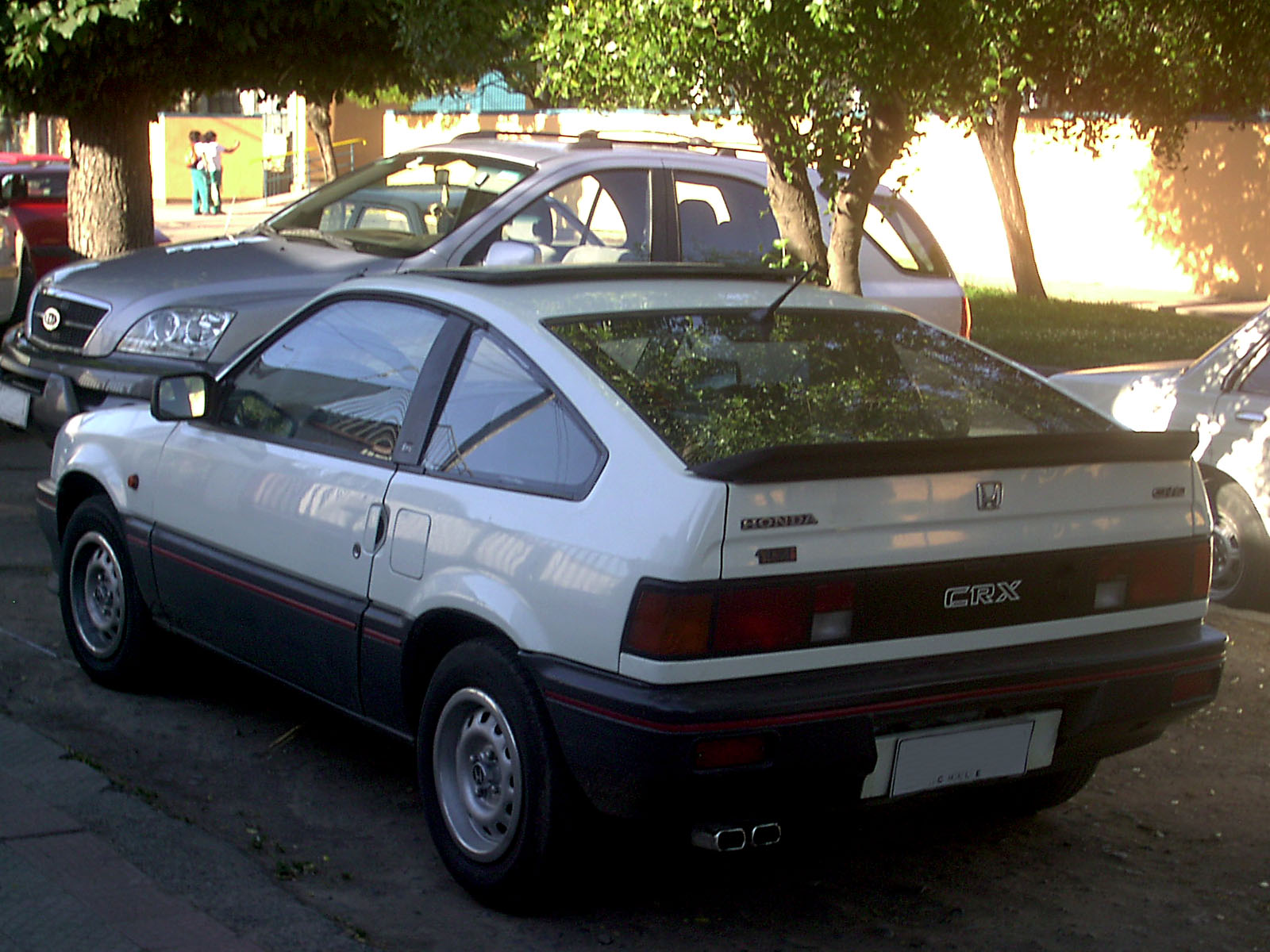 1990 Honda Civic CRX HF - 2dr Hatchback 1.5L Manual