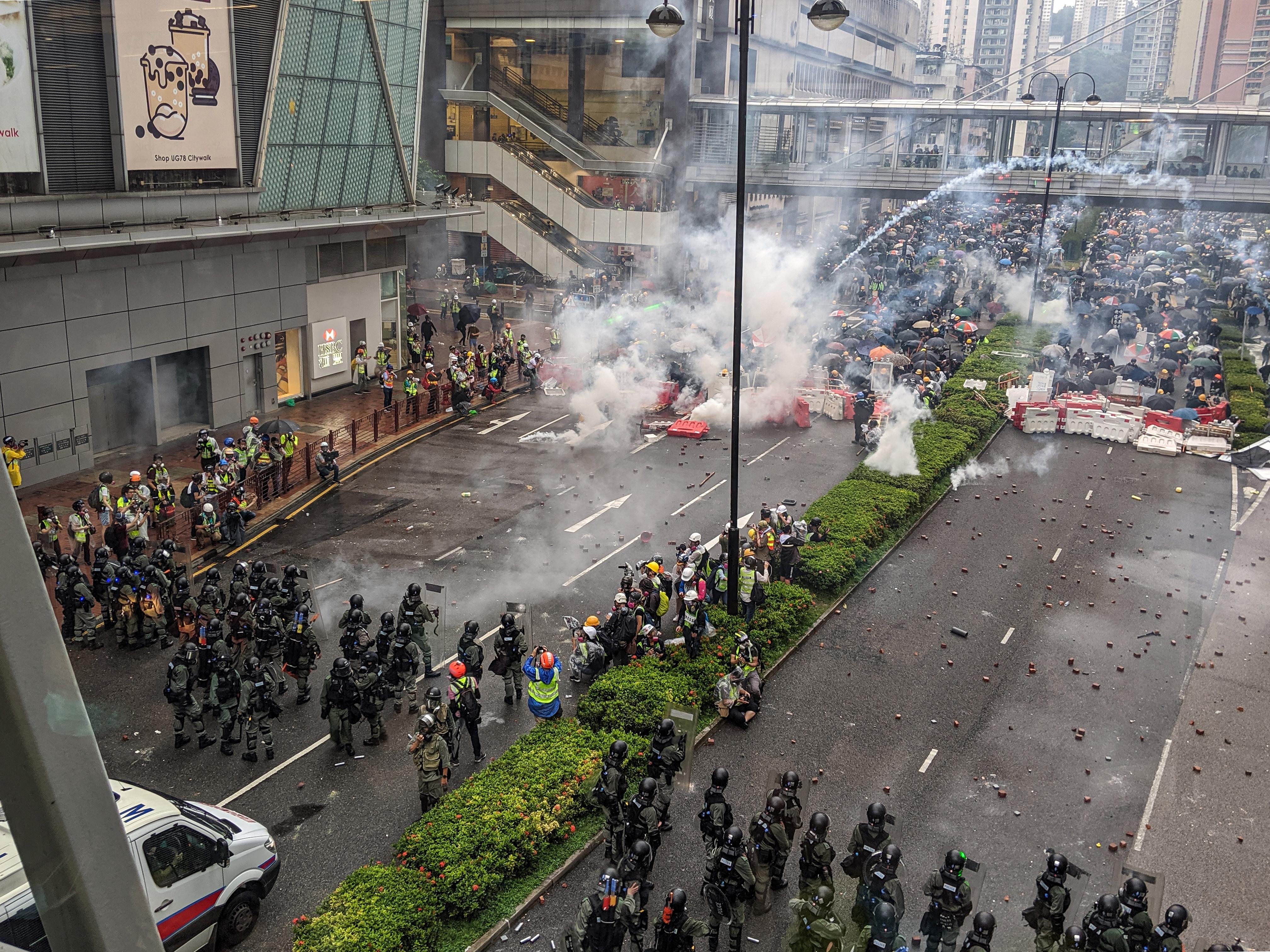 File:Hong Kong protests - Tsuen Wan March - 20190825 - IMG ...