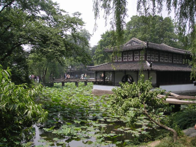 Jardin chinois de suzhou