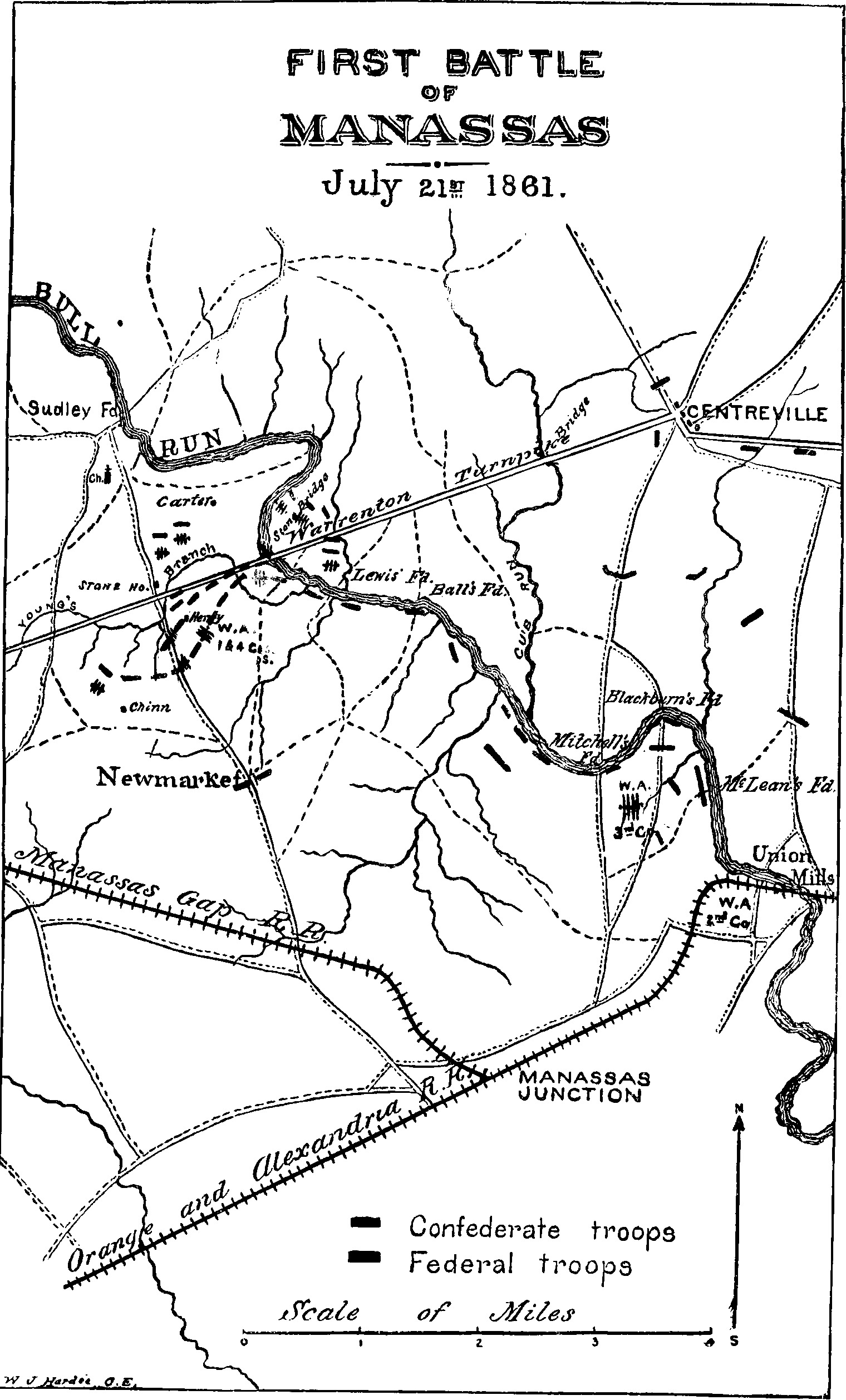 File:In camp and battle with the Washington artillery of New ... on