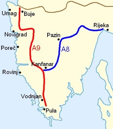 Istrische Y - Wikipedia