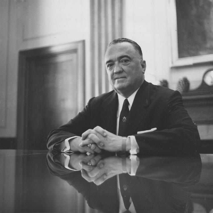 J. Edgar Hoover - Wikipedia