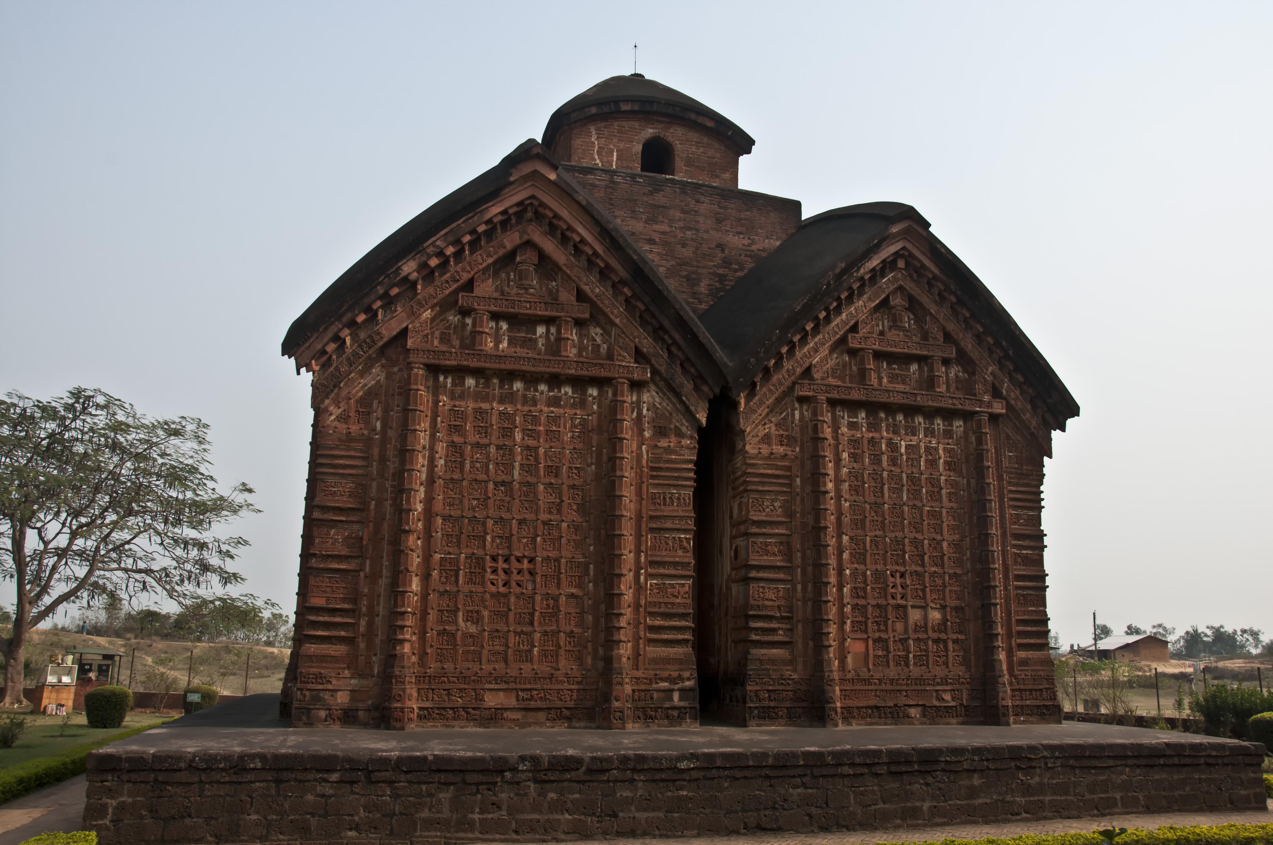 Jorebangla Temple Bishnupur
