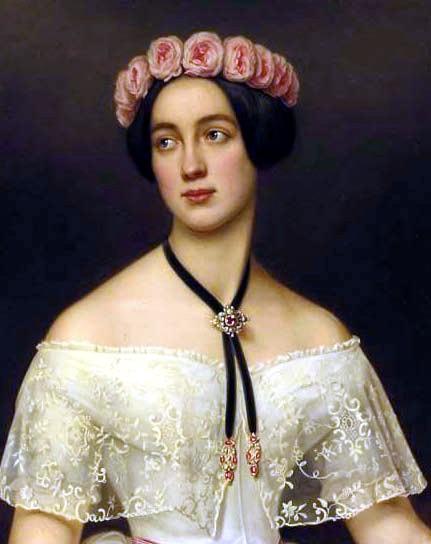 Joseph Stieler - Elisabeth von Sachsen-Altenburg (1826–1896).jpg