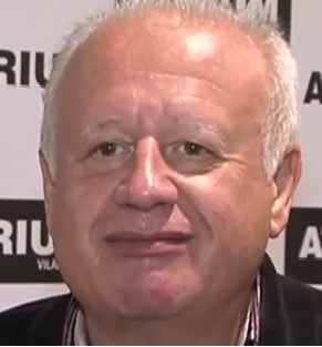 Juan Echanove Spanish actor