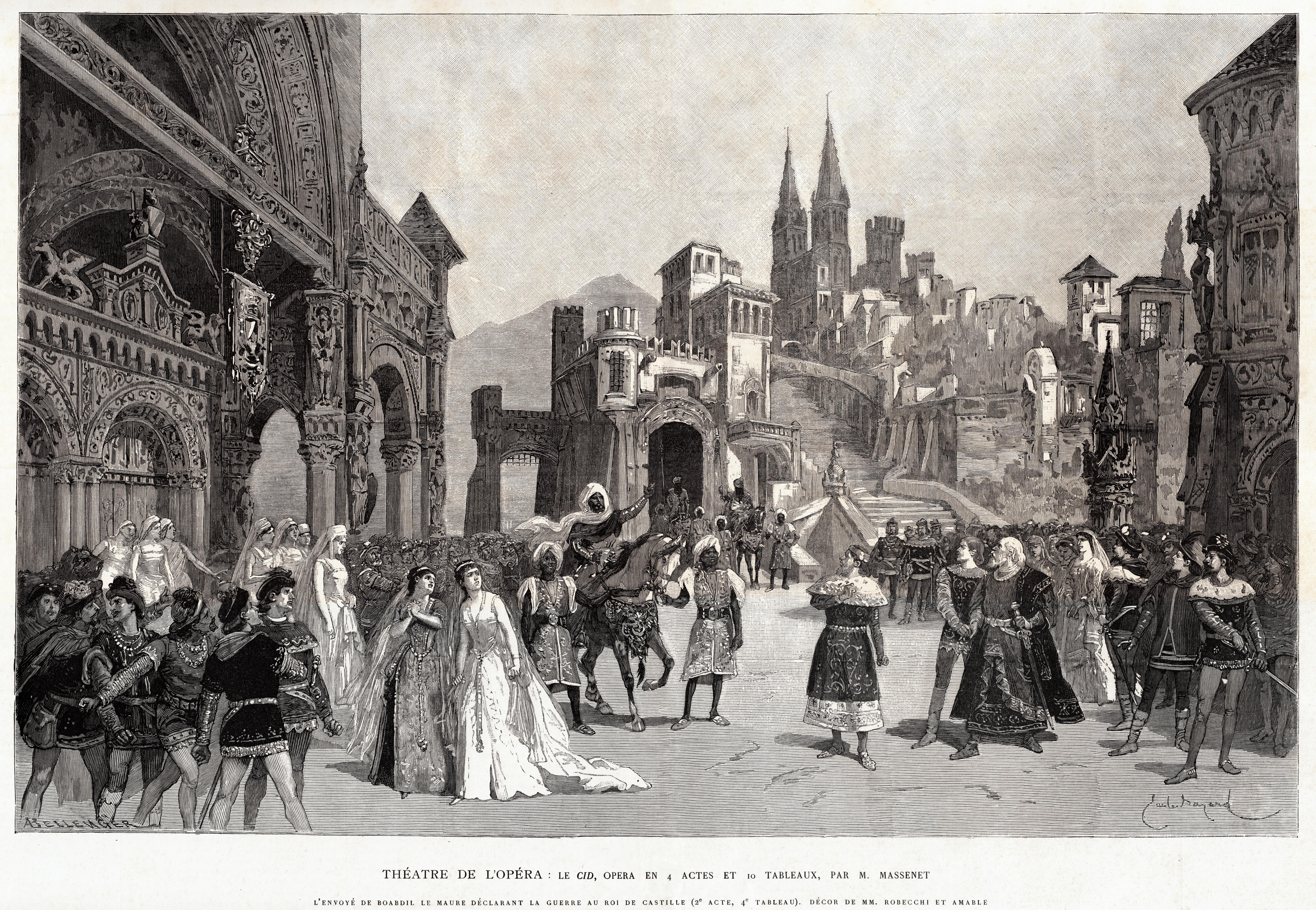 Le Cid (opera) - Wikipedia