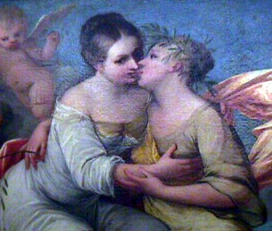 Justitia et pax osculatae sunt - BS - Pinacoteca Tosio-Martinengo - foto G. Dall'Orto