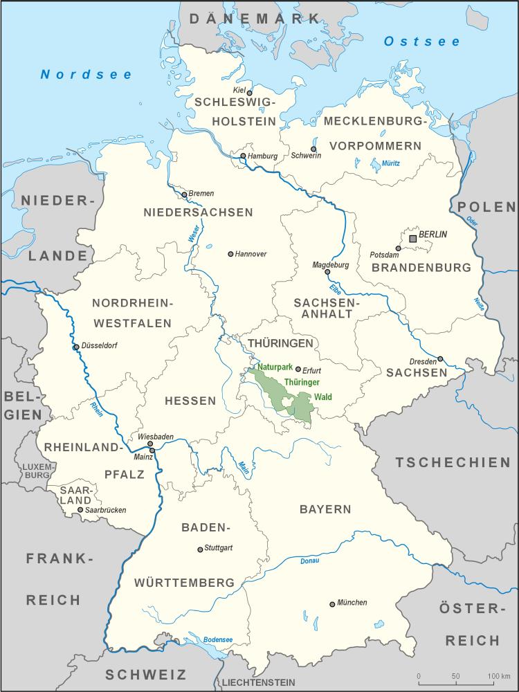 Thüringer Wald Karte.Datei Karte Naturpark Thüringer Wald Png Wikipedia