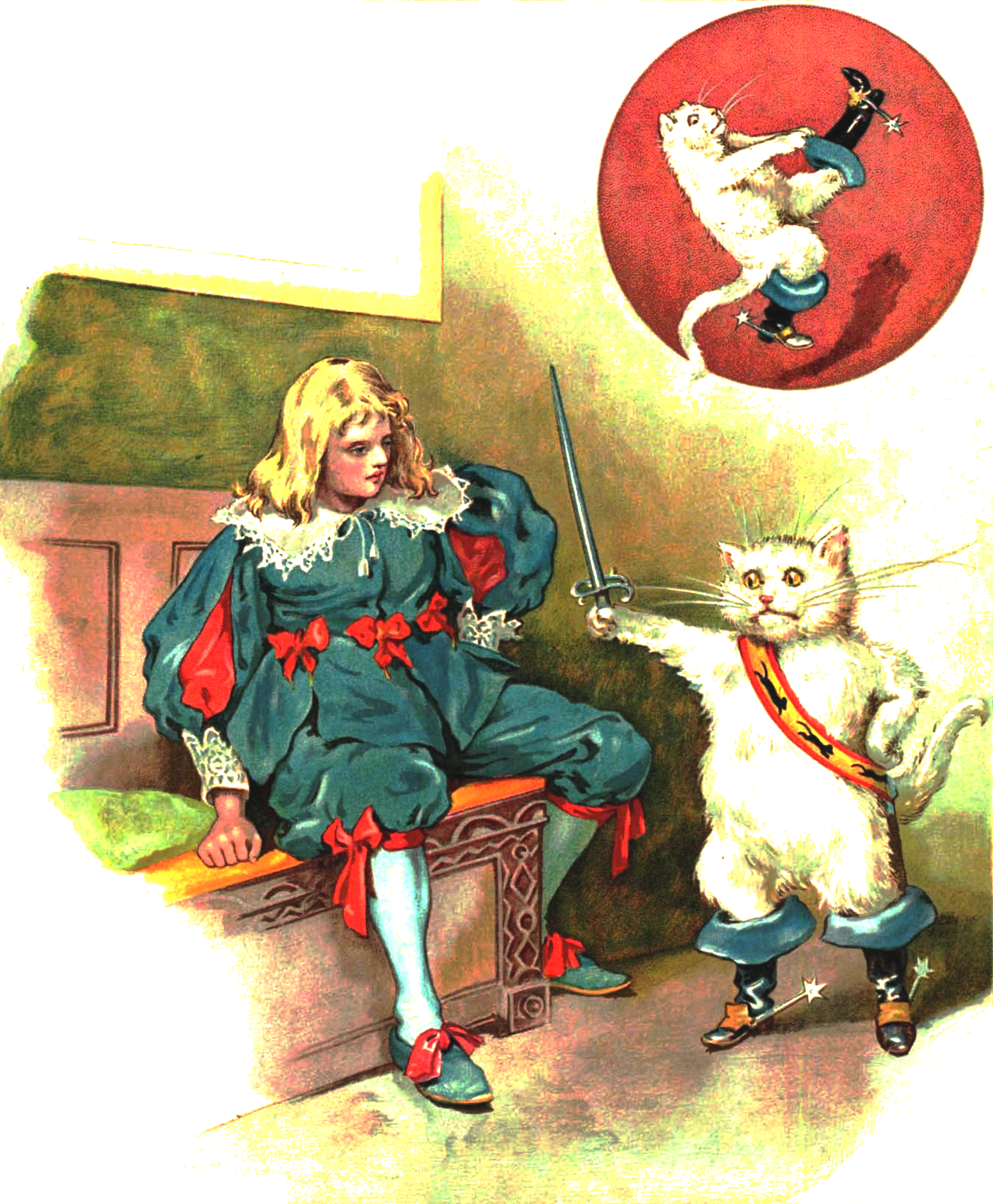 Filekot W Butach Artur Oppman Page 0004apng Wikimedia Commons