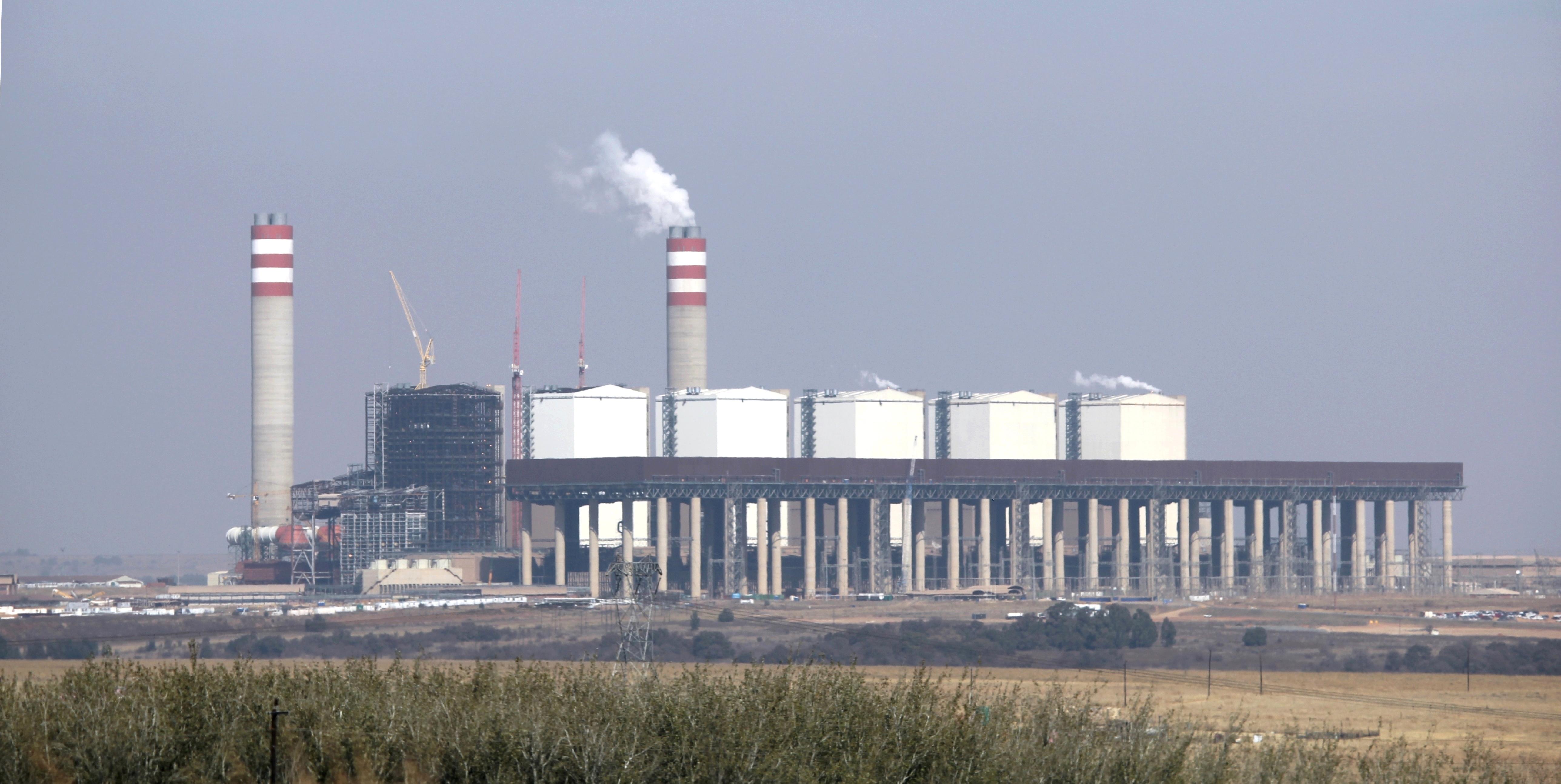 Centrale thermique de Kusile — Wikipédia