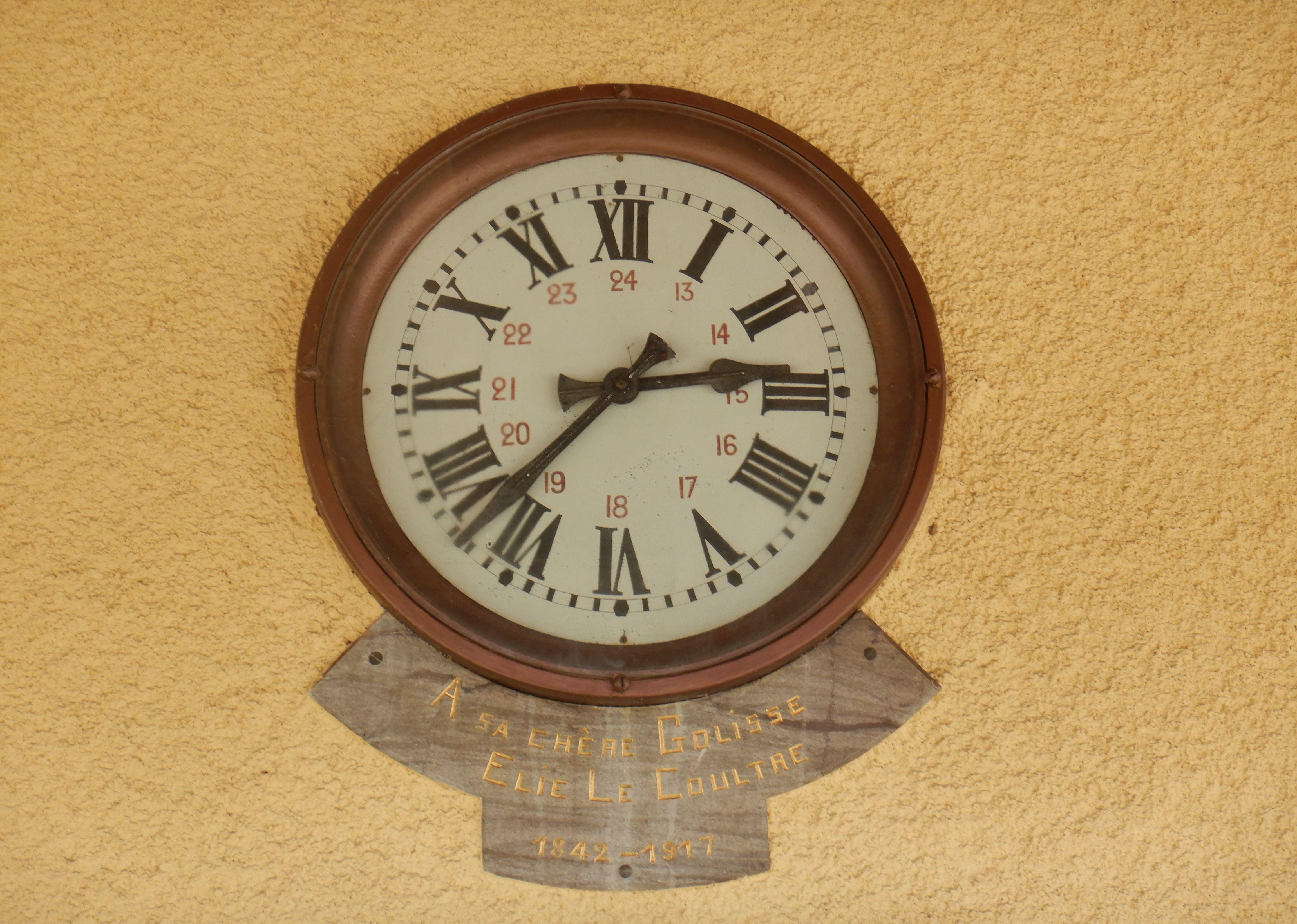 Dating horloges de Haller