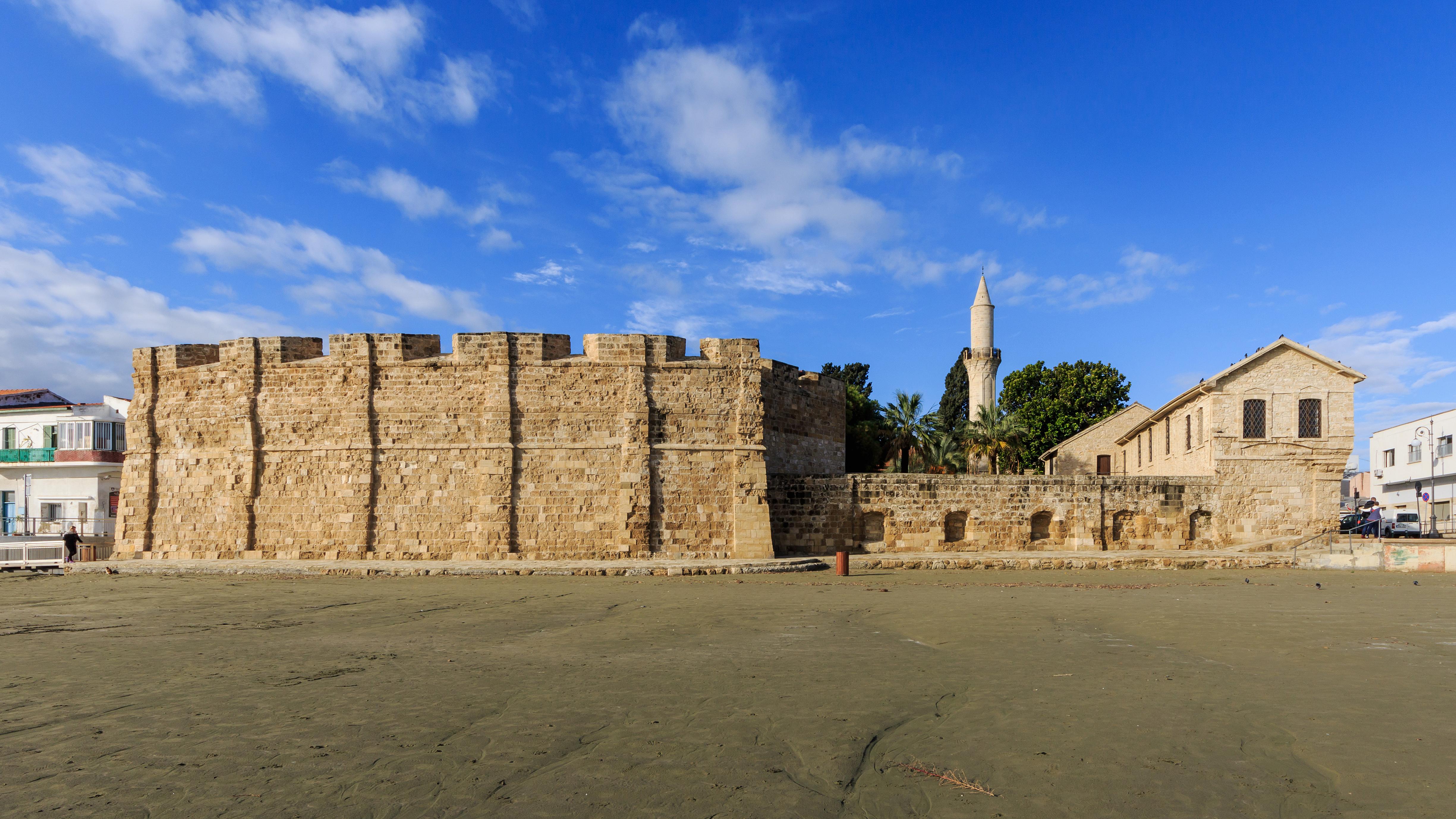 Castillo de Lárnaca - Wikipedia, la enciclopedia libre
