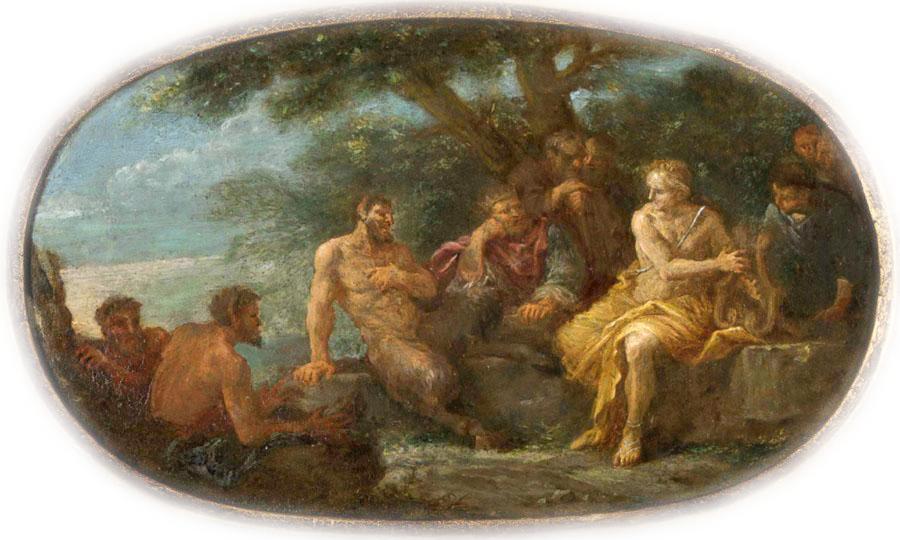 dionysus and pan