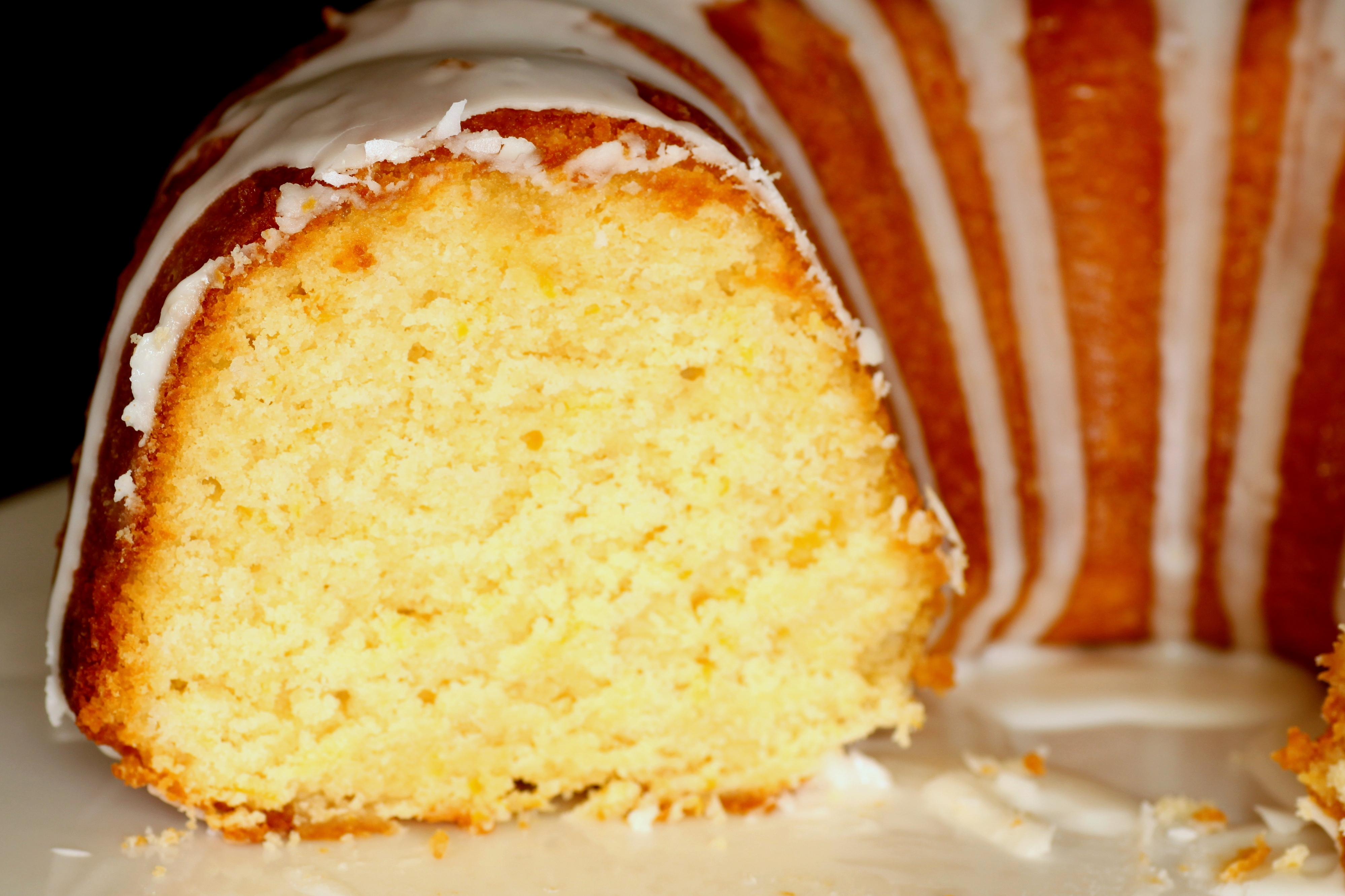 Lemon Pound Cake Without Coconut Oil