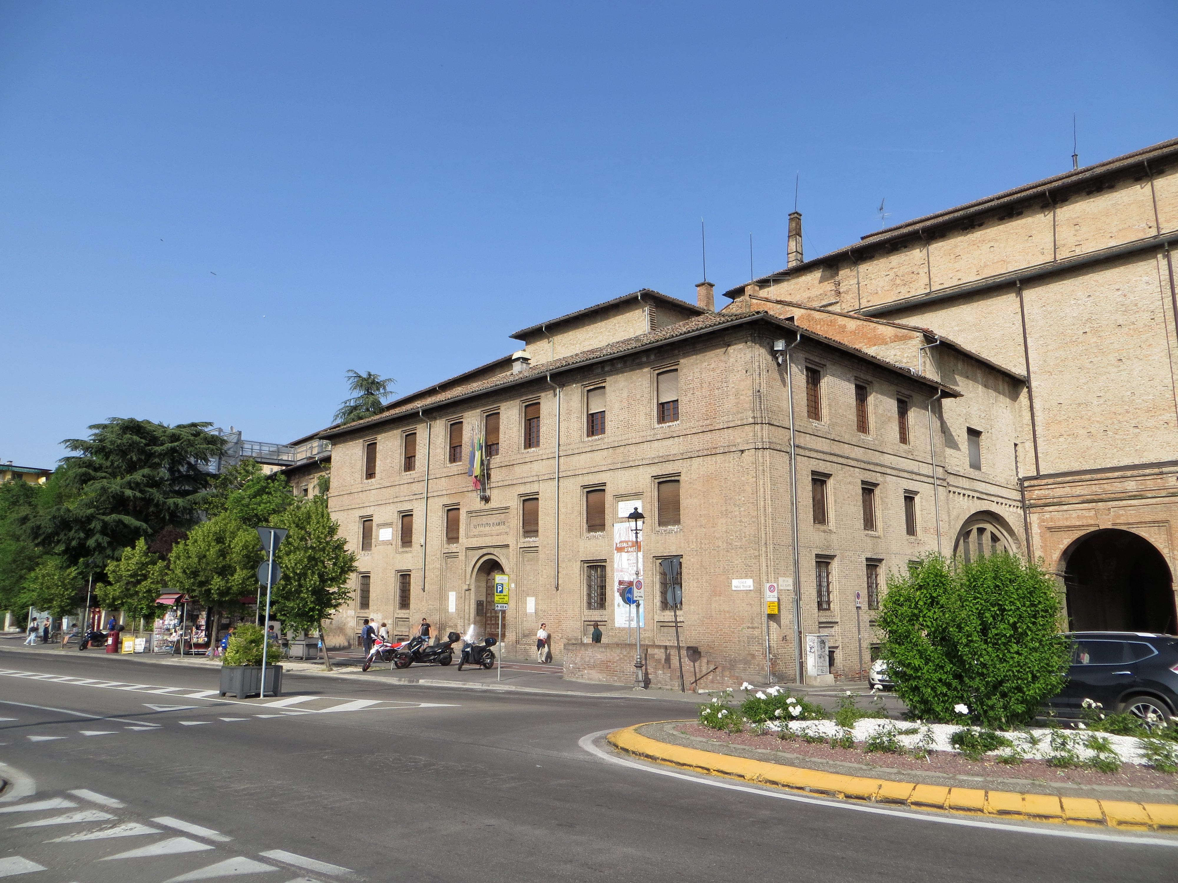 Liceo Artistico Michelangelo Como liceo artistico statale paolo toschi - wikipedia