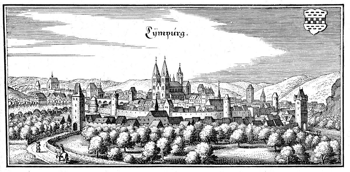 but i wonderd about Limburg an der Lahn