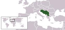 Telephone numbers in Yugoslavia Wikipedia list article