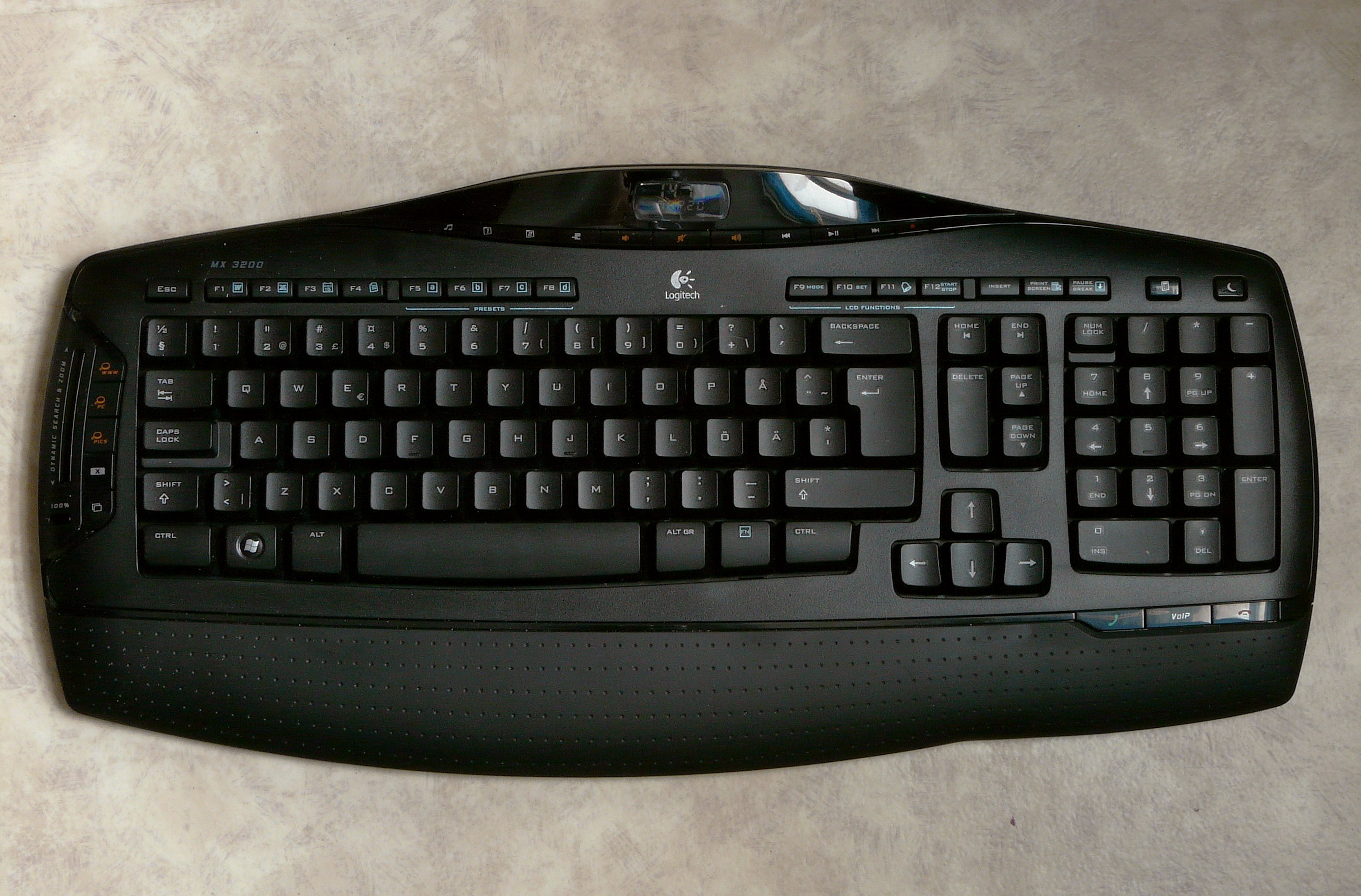 LOGITECH MX320 DRIVERS FOR MAC