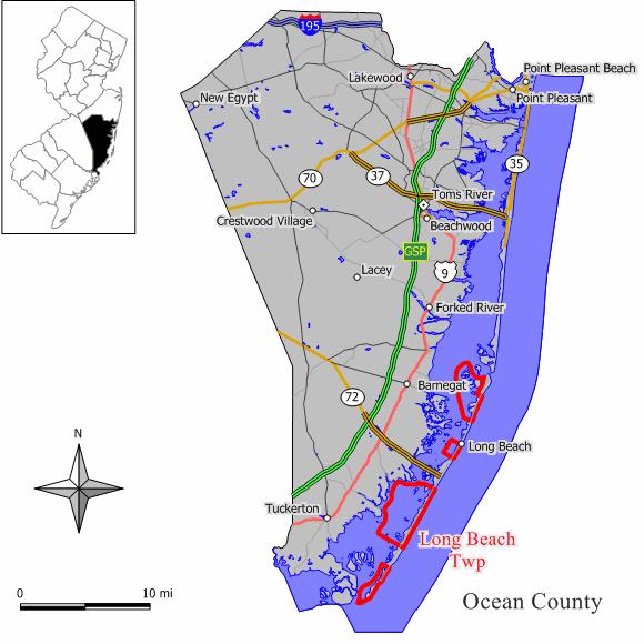 Long Beach Township, New Jersey - Wikipedia, the free encyclopedialong beach township