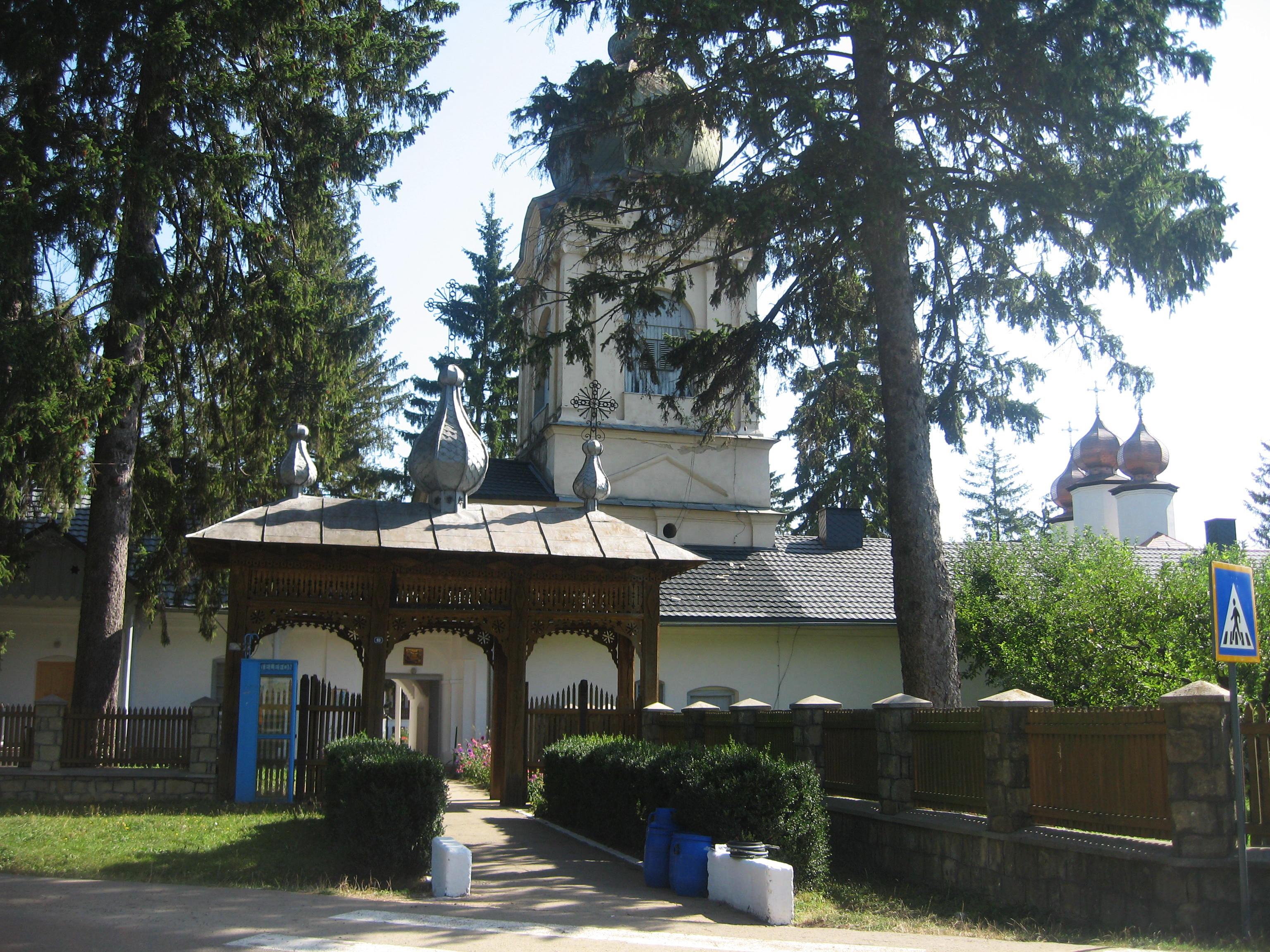 Vorona Monastery Wikipedia
