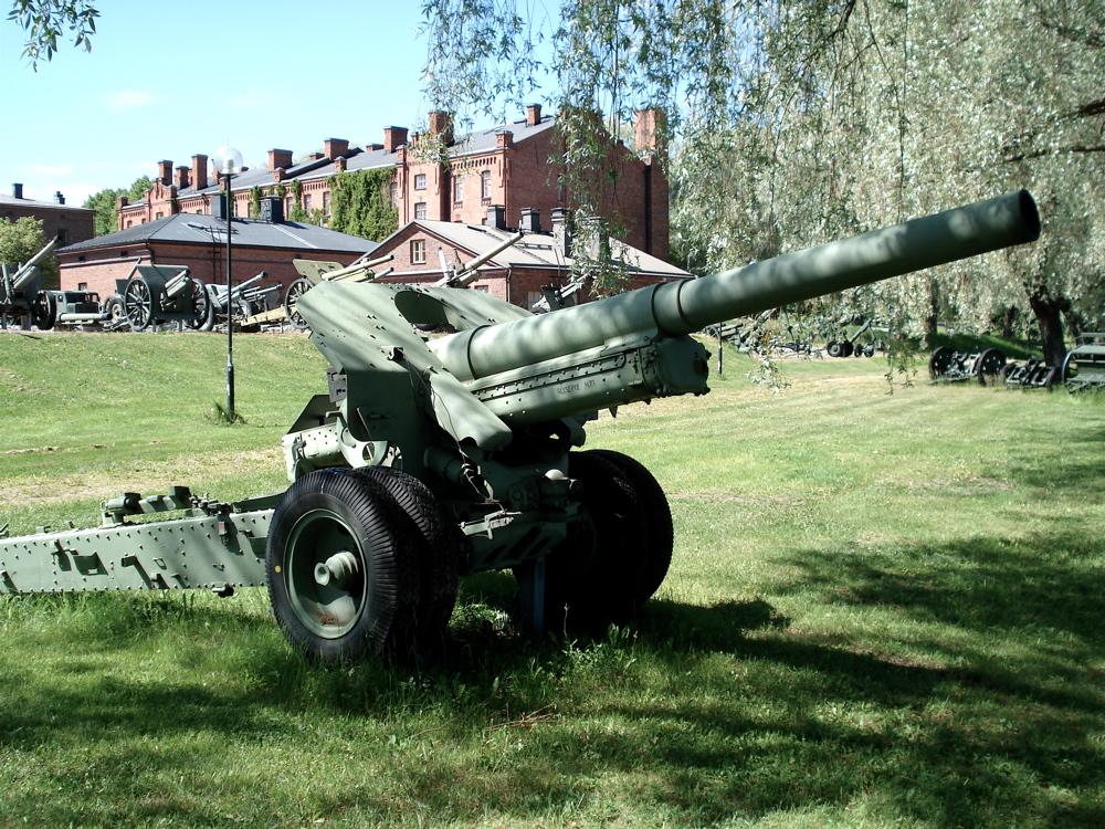 152 mm howitzer m1938 m 10 wikipedia. Black Bedroom Furniture Sets. Home Design Ideas
